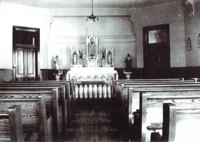 The Chapel, 1930s