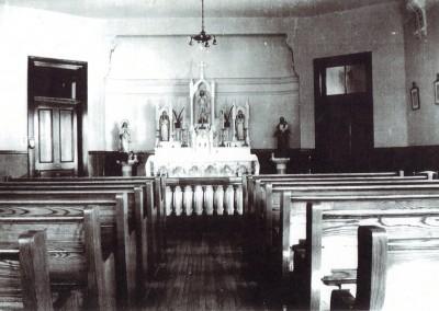 The Chapel, 1930s
