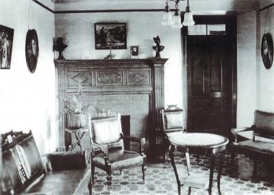 The Parlour, 1930s