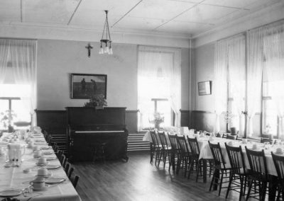 The Refectory, 1930s