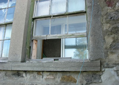 Bishop's House Window*