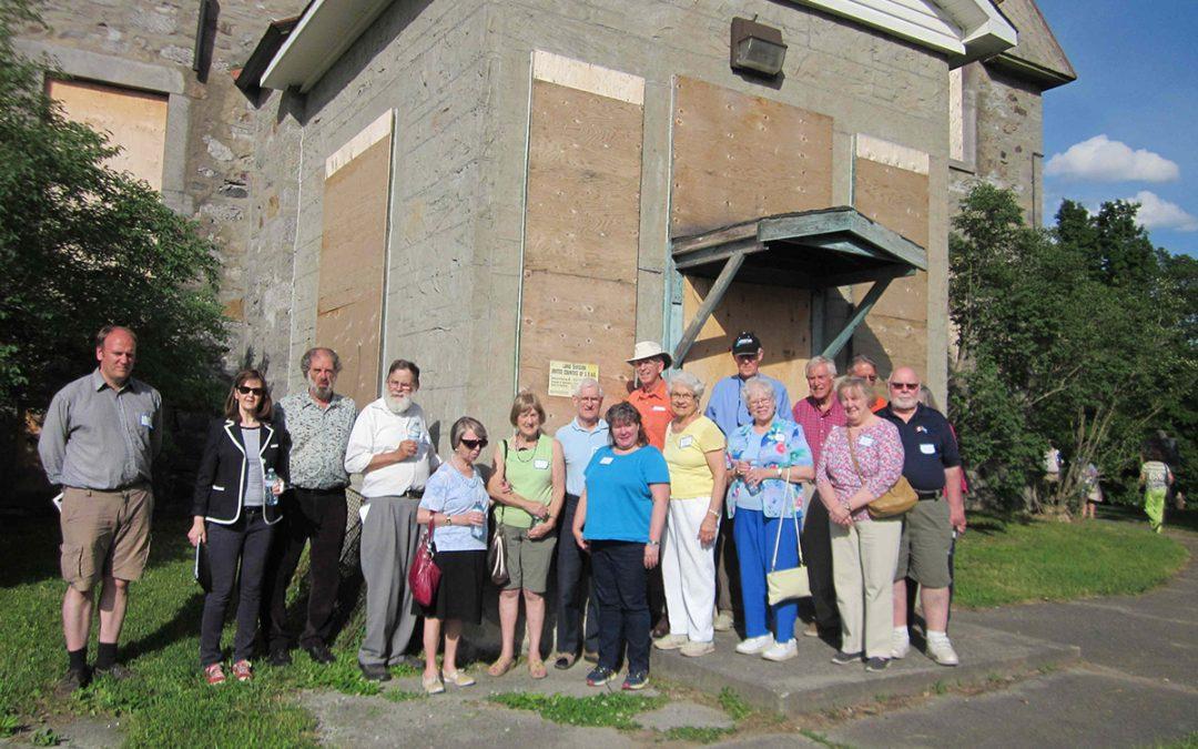 St. Andrew's Society of Ottawa Visit