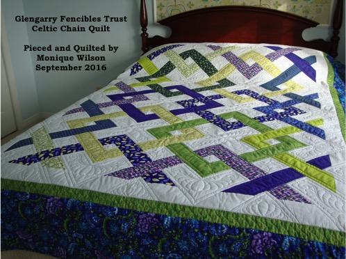 Win This Beautiful Quilt
