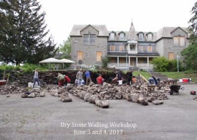 2017 Drystone Course