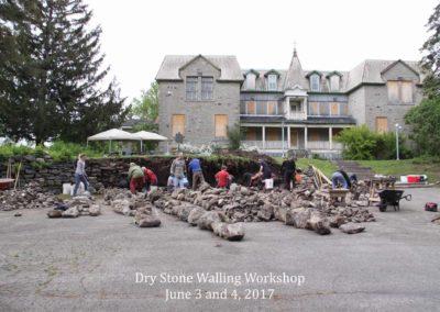 2017 Drystone Course